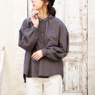 ペザントスリーブシャツ&ワンピース(SB-0006)