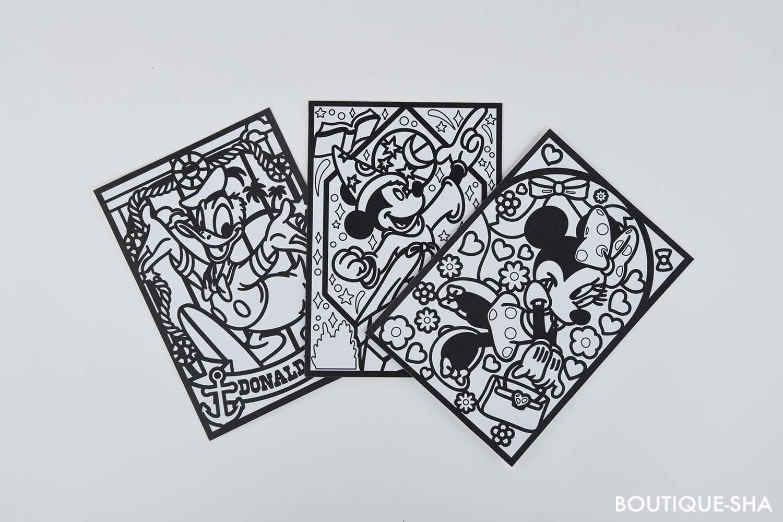 ディズニーホログラムアート 本の情報 ブティック社