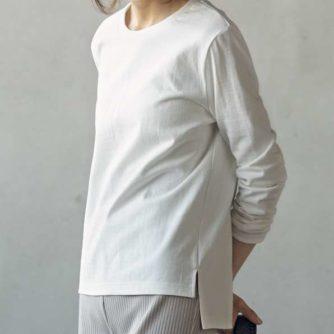[レシピなし]長袖Tシャツ(LBS4790-03)